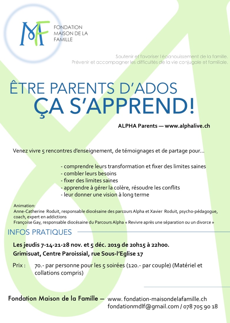 Flyer parents d'ados 2019 top
